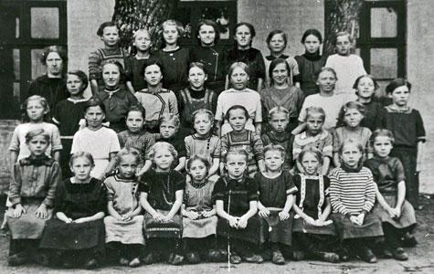 Kildebrønde Gl. Skole ca 1900