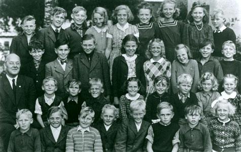 Mosede Gl. Skole 1946