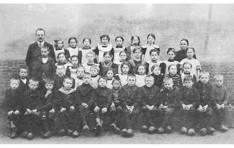 Greve Skole ca 1912