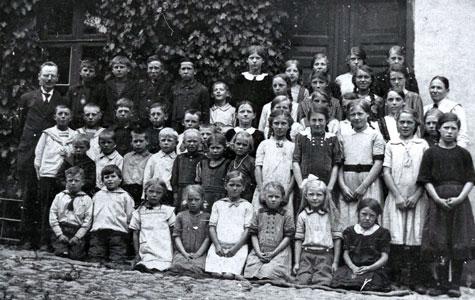 Greve Skole 1918