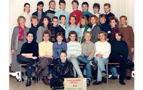 Karlslunde Skole 1989