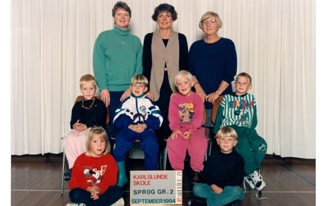 Karlslunde Skole 1994