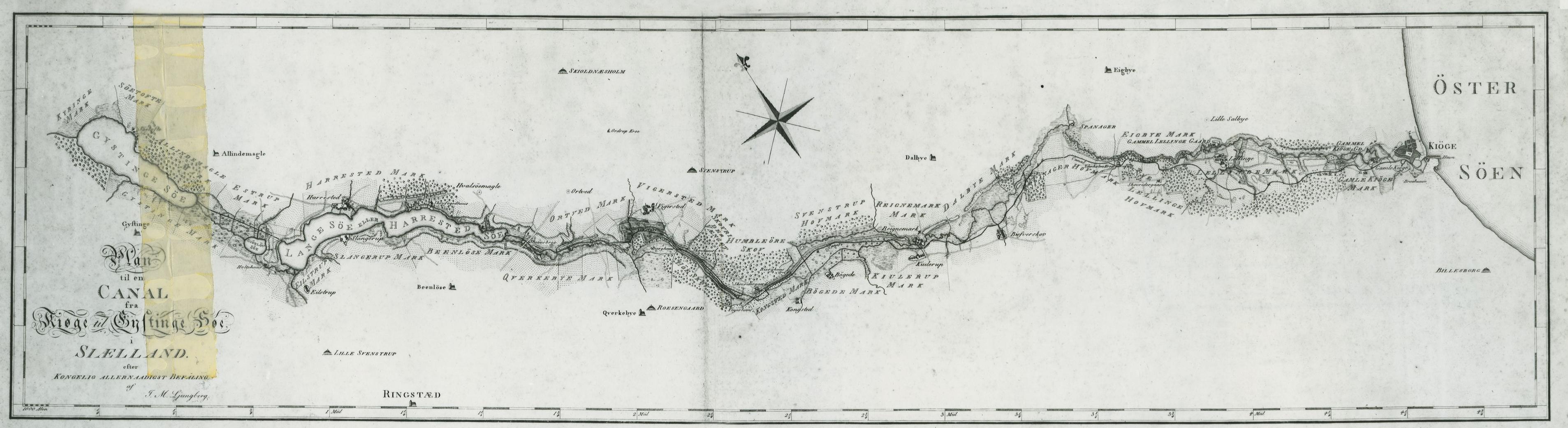 kanal-koege-ringsted-ca-1800-samlet