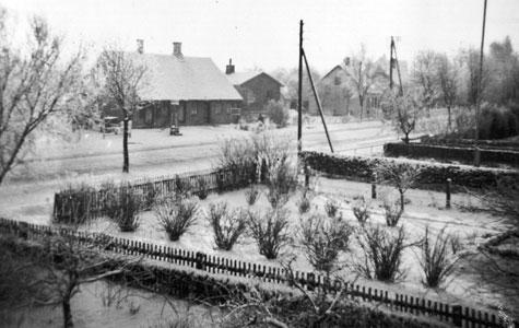 Vordingborgvej - købmand 1939