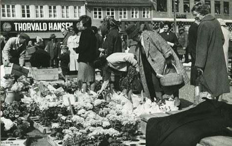 Torvedag april 1964