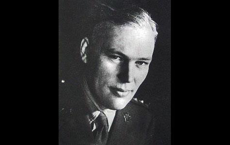 Flemming Juncker (1904-2002). Billedet er taget ca. 1945
