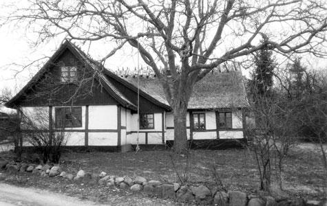 Ebbeskovvej 2a - Tidligere Lammestrup smedie