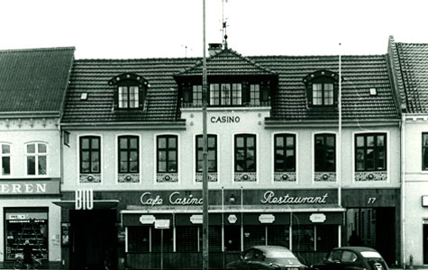 Torvet 17 - Casino og Bio