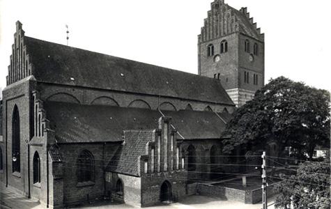 Gotik - Køge Kirke 1150 - 1550