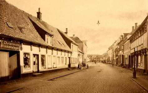 Vestergade - Panorama