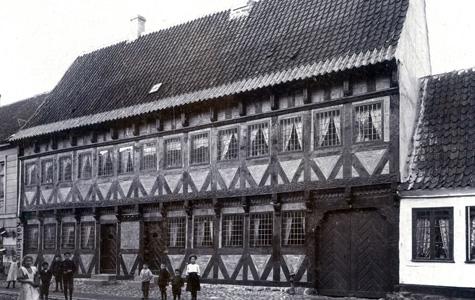 Renæssance - Vestergade 16 1550 - 1630