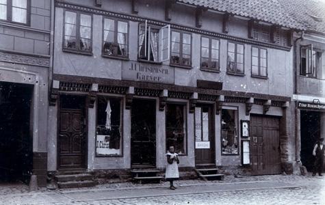 Vestergade 7 - Garveri, set fra gaden