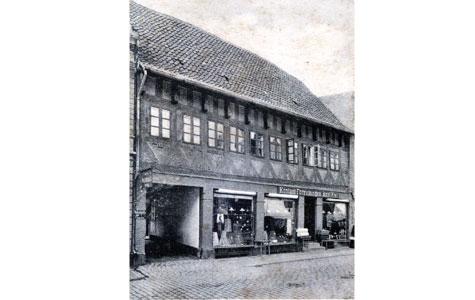 Nørregade 5 - Forretning