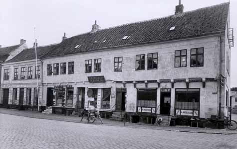 Barok - Brogade 23 1630 - 1740