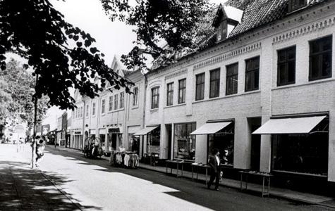 Nørregade 22 set fra gaden