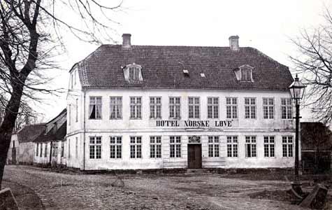 Klassicisme - Norske Løve 1630 - 1835