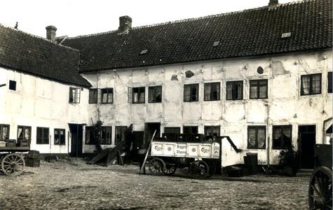 Baggården i Brogade 16