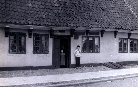 1914 - Nyportstræde 41, set fra gaden