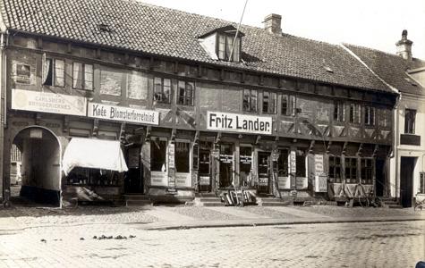 Brogade 16 i 1914