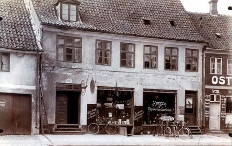 Brogade 22 i 1904