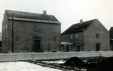 Nyklassicisme - Tøxensvej 17 - 19 1910 - 1930