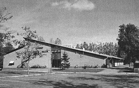 Den nye idrætshal, 1973