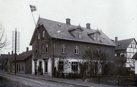 Hedebo Skotøjsfabrik.