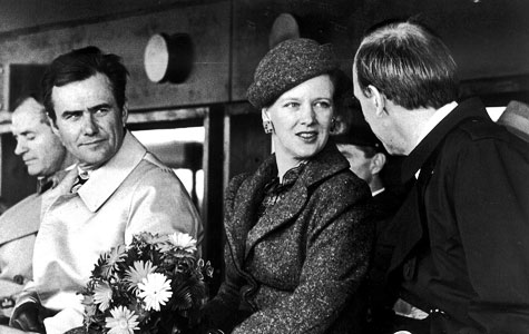 Efter mere end 40 år med planlægning og snak kom S-toget til Solrød i 1979. Dronningen og Prinsgemalen var med til indvielsen. Først i 1983 blev S-togsbanen ført videre til Jersie og Køge.