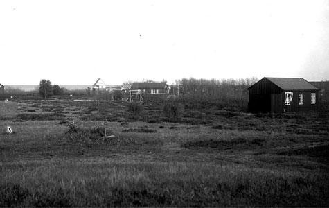 De første sommerhuse i Solrød