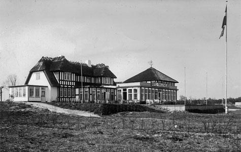 Tryllevælde Badehotel ca 1930
