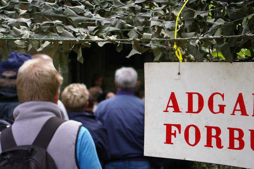 I dag er det slut med at holde Stevnsfort hemmeligt. I 2009 var mere end 42.000 mennesker på besøg i Undergrunden.