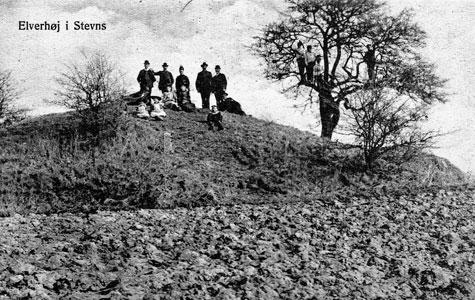 Elverhøj ca 1900