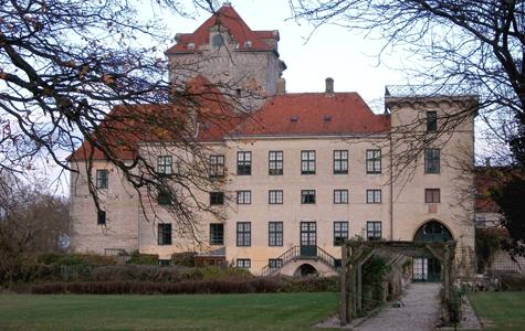 Gjorslev Slot i 2009.