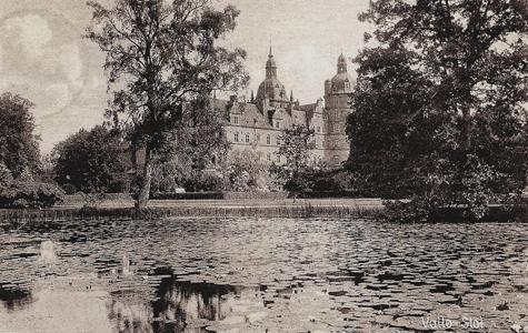 Vallø Slot i 1935.